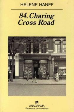 Portada de 84 Charing Cross Road