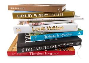 Libros 'coffee table' de varios estilos