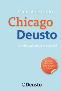 'Manual de estilo Chicago-Deusto'